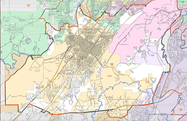 AL House District 56 map