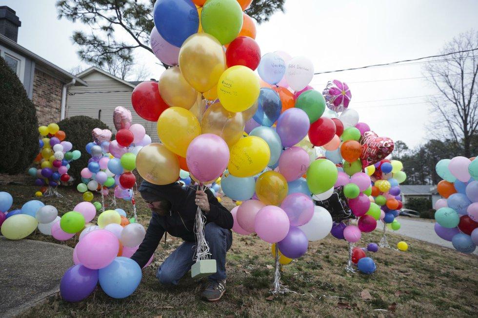Ashley Huffstutler Balloons