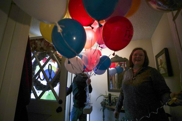 Ashley Huffstutler Balloons