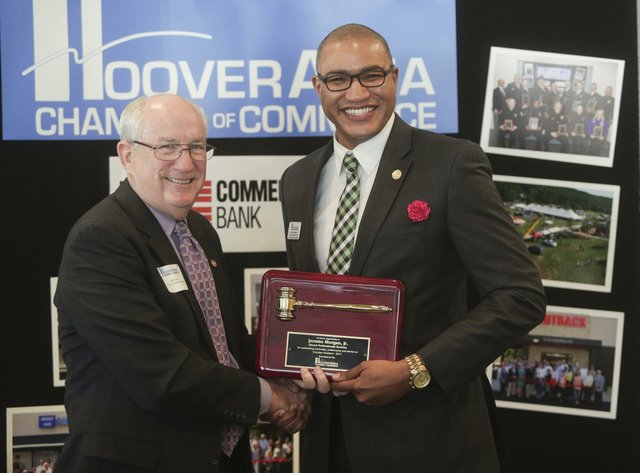 Hoover Chamber of Commerce Luncheon Jan 2018