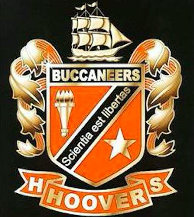 Hoover High School crest