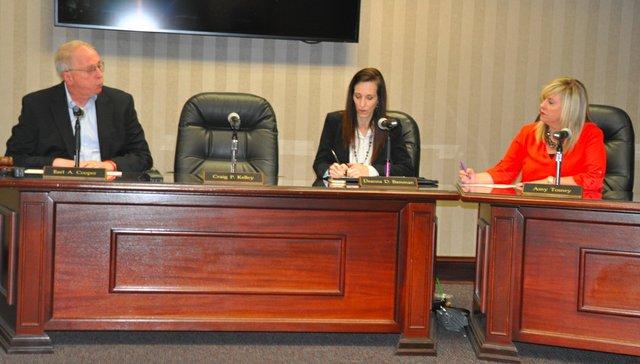 Hoover school board 2-2-18