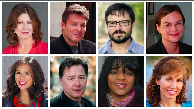 Southern Voices authors conference
