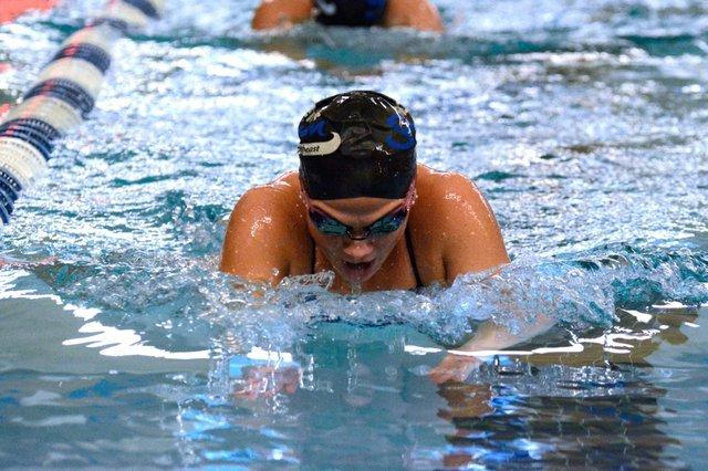 Spain Park Swim Team