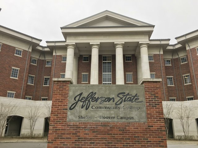 Jeff State Shelby-Hoover campus