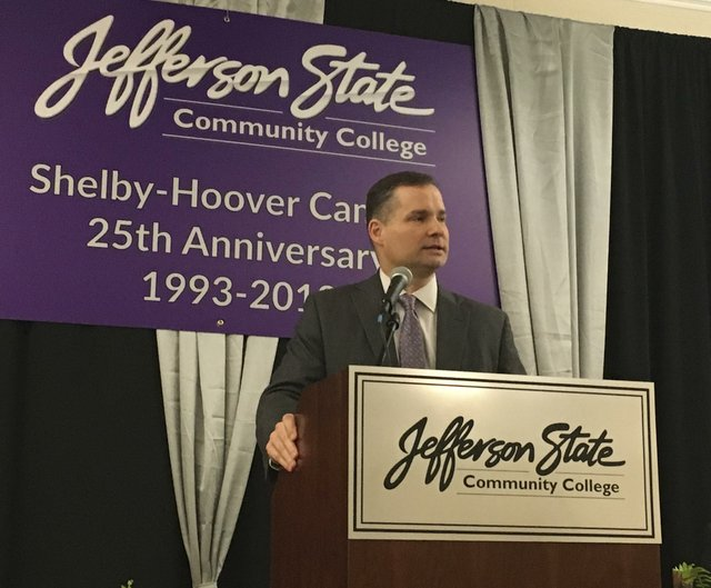 Jeff State Keith Brown 2-16-18