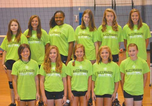 0113 Simmons volleyball
