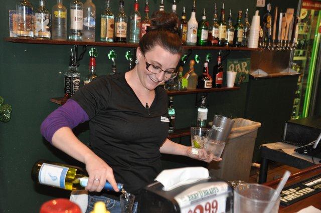 Beef O'Brady's bar 3-5-18