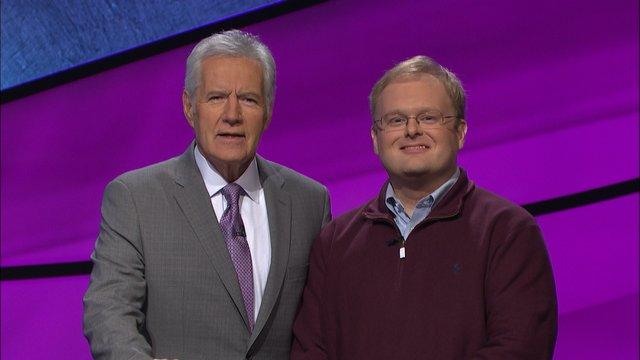 Zach Dark on Jeopardy!