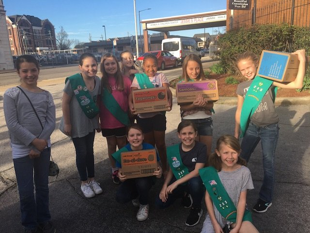 Girl Scouts celebrate 106 years of exploration