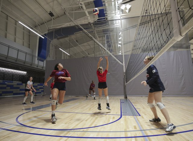 Southern Performance Volleyball Oct 2017