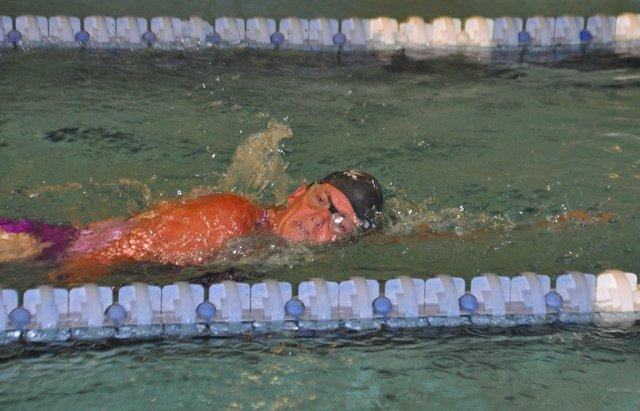 Senior swim Sept 2017