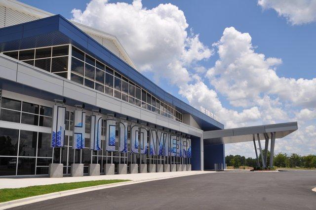 Finley Center external
