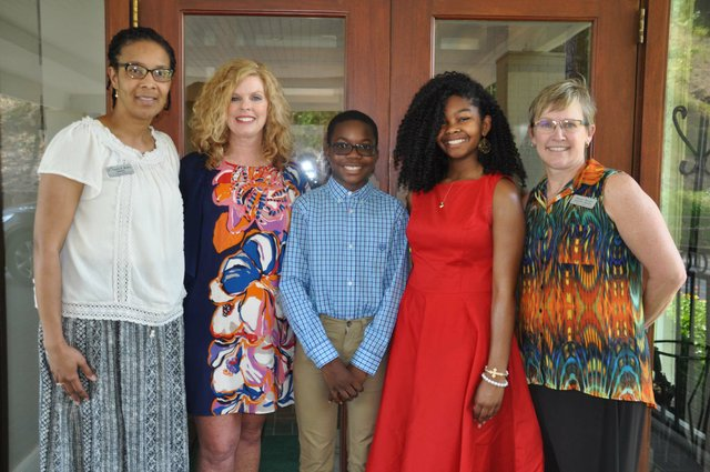 Hoover Service Club awards 2018 9