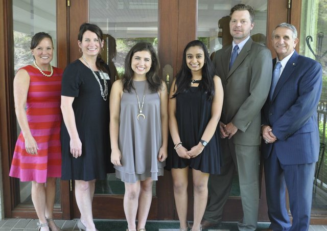 Hoover Service Club scholarships awards 2018 7