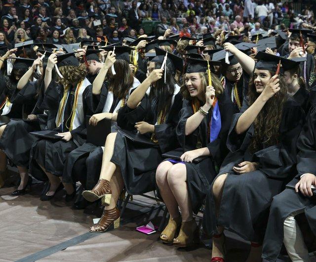 Hoover Graduation 2018