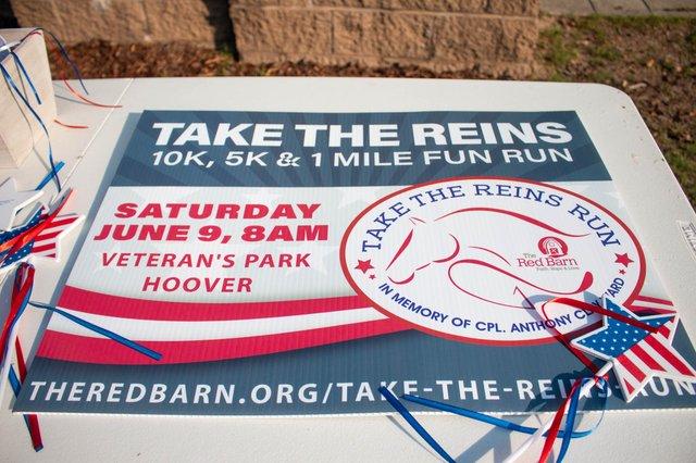Take the Reins 5K