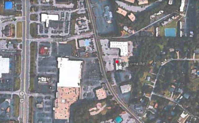 Lorna Village locator map