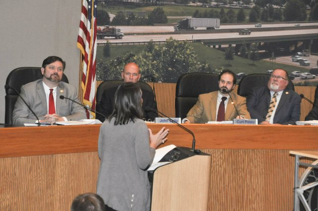 Hoover City Council 6-18-18