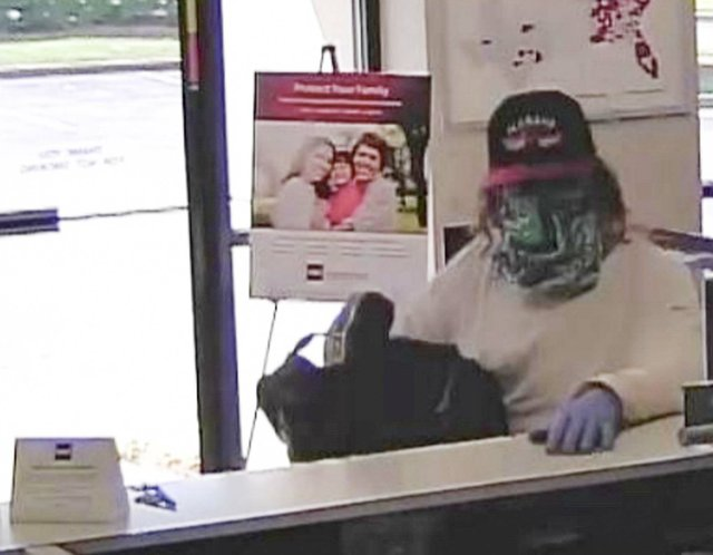 Meadow Brook bank robbery 6-7-18 (2)