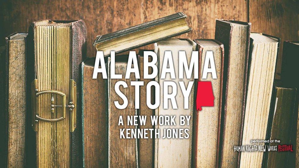 Alabama Story logo