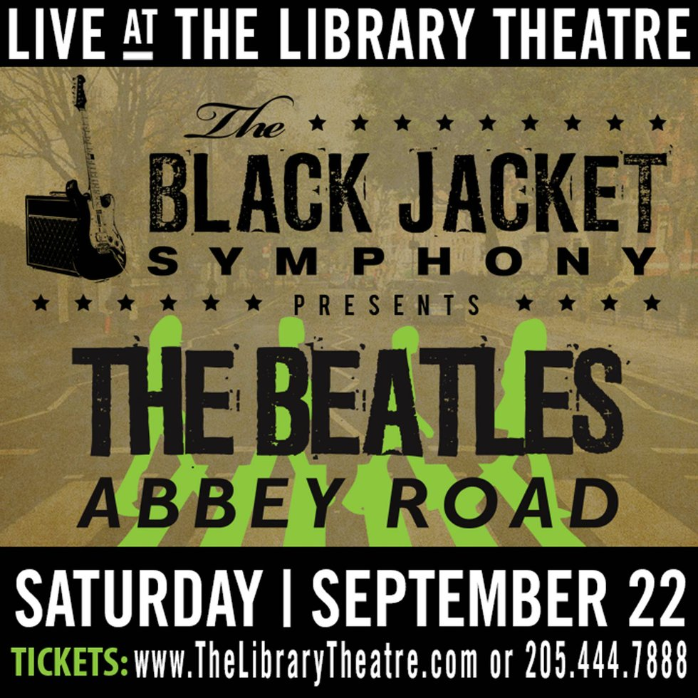 The Black Jacket Symphony square
