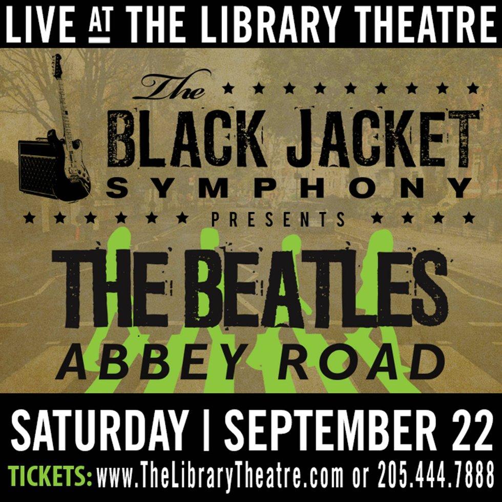 The Black Jacket Symphony square