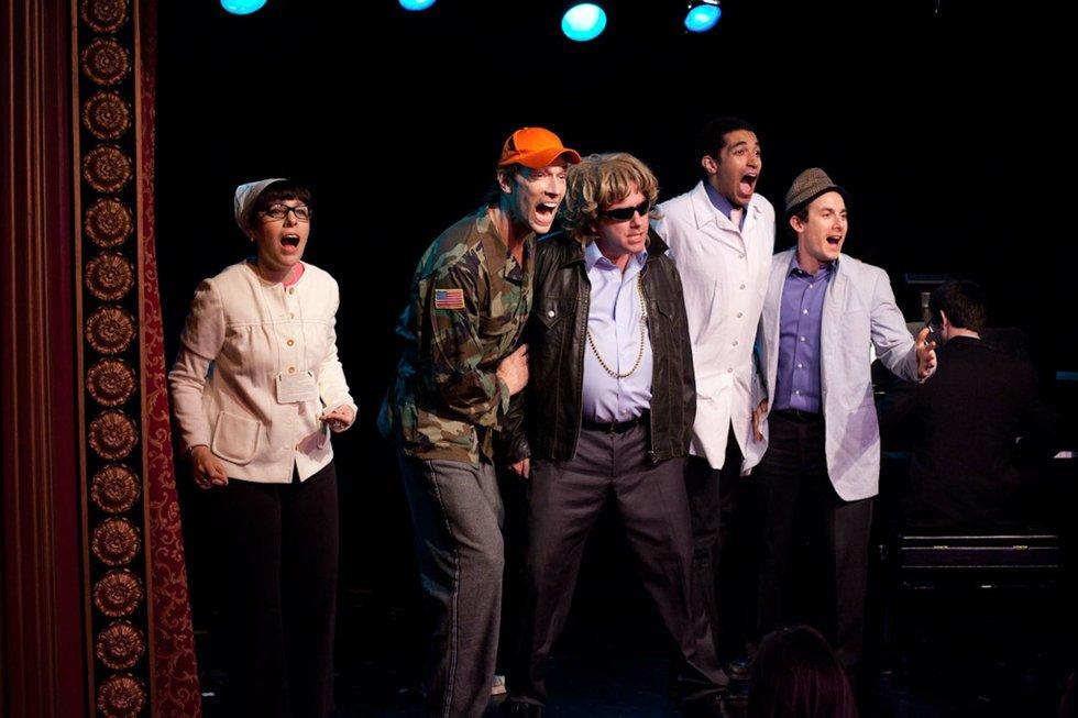 Broadway's Next H!T Musical 5