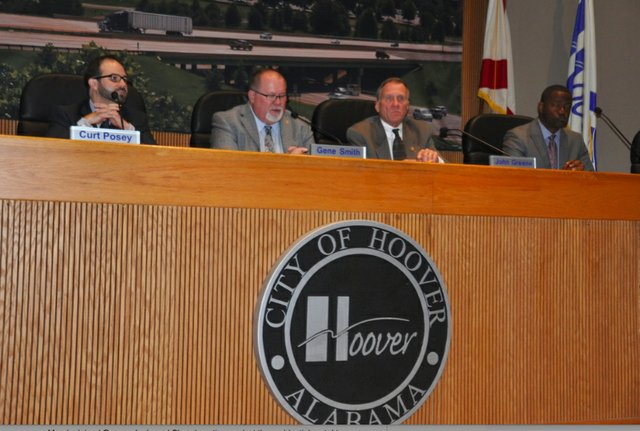 Hoover council 7-10-18
