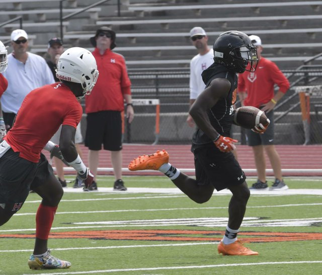 Hoover City Elite 7 on 7