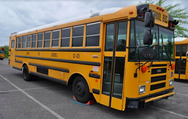 Hoover school bus 2018