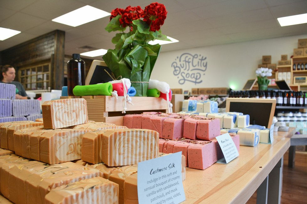 Buff City Soap   Retail - Peachtree Corners Business