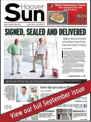 Hoover Sun September 2018