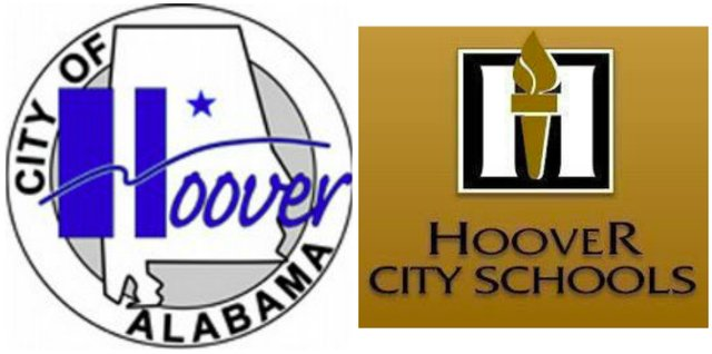 City of Hoover Hoover City Schools logos