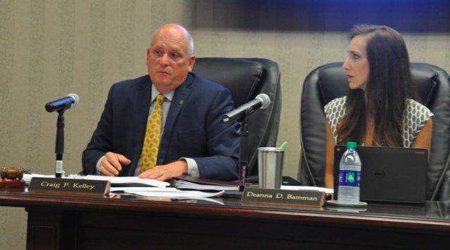 Hoover school board 9-11-18