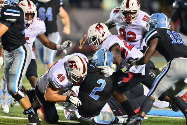 Spain Park vs. Hewitt-Trussville Football