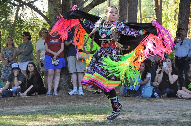 Native American customs highlighted at Oct  7 festival