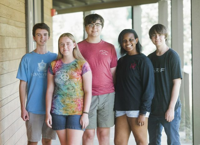 Indian Springs School National Merit Semifinalists
