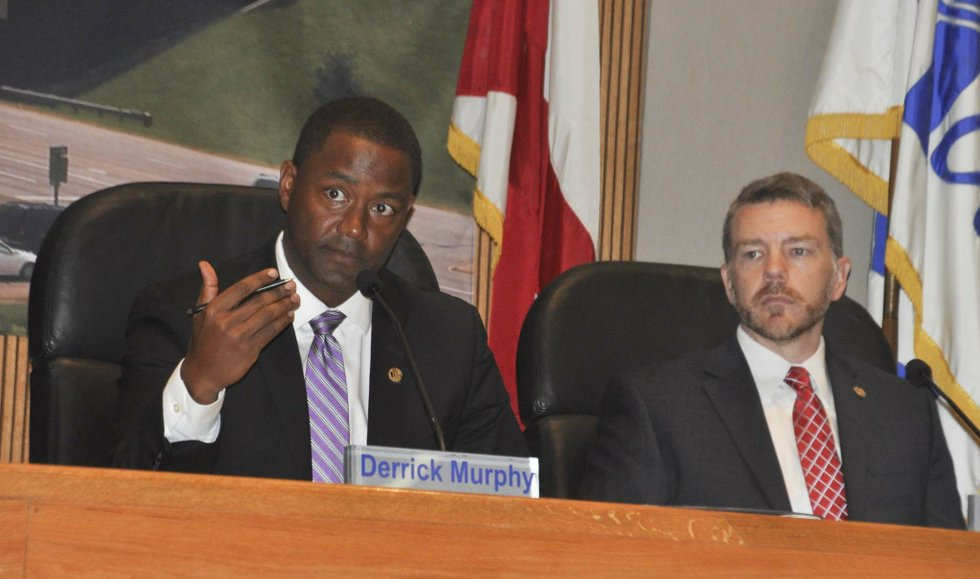 Hoover council 10-1-18