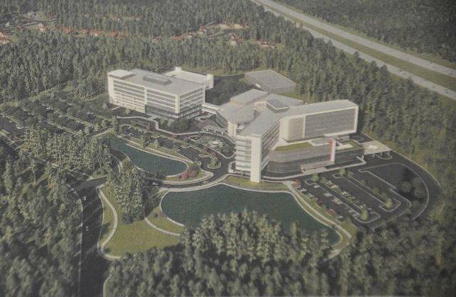 UAB Medical West rendering