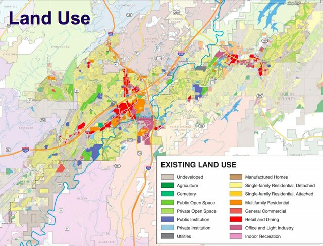 Hoover land use