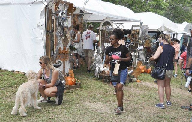 2018 Bluff Park Art Show 8