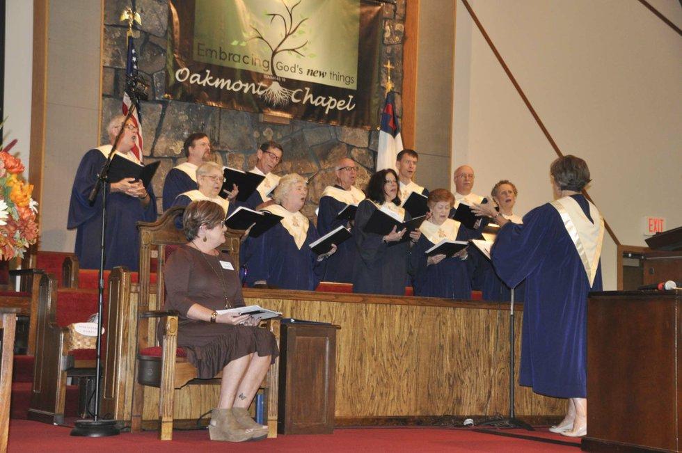 Oakmont Chapel 10-7-18