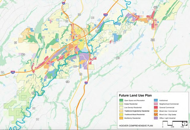 Hoover future land use 10-4-18
