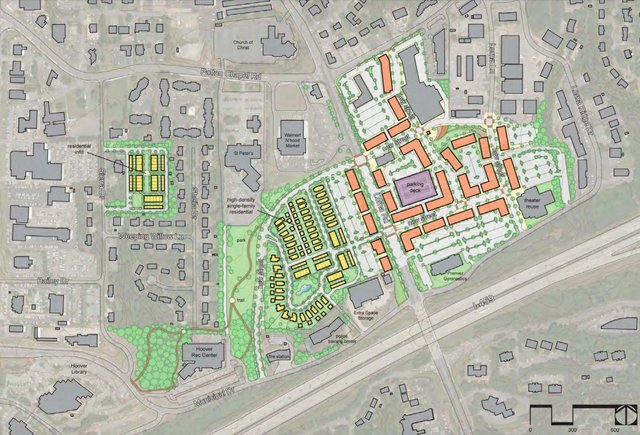 Lorna Road town center concept 10-4-18