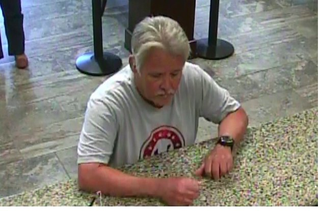 Regions Bank robbery suspect 10-22-18