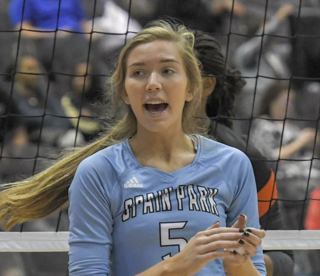 Hoover vs. Spain Park Volleyball