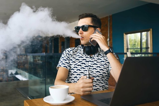 vaping and electronic devices