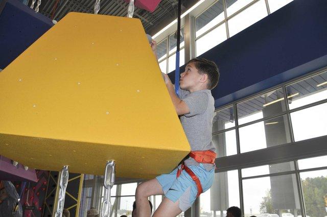 Hoover climbing center 10-31-18 (9)