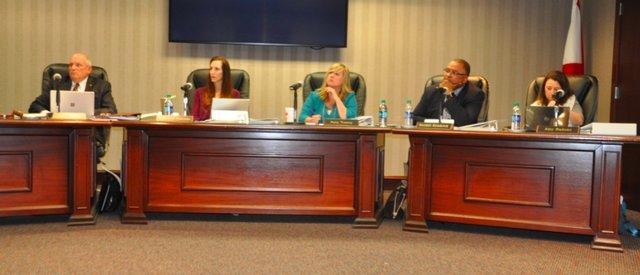 Hoover school board 9-13-18